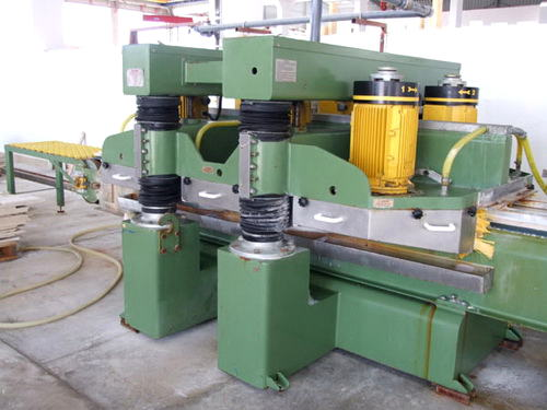 Marble block cutting and finishing machine-Wer Stone-WerStone